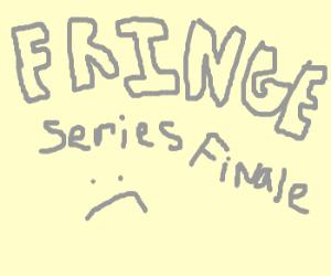 Fringe finale :(