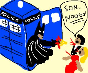 Batman kills his parents to fix the timeline