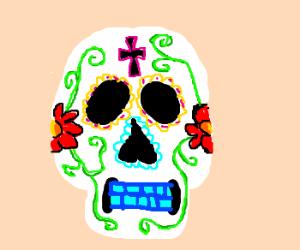 """""""Dia de los Muertos"""" festival"""