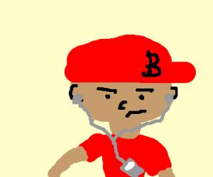 Lil Bub Swaggin out