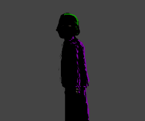 joker silhouette