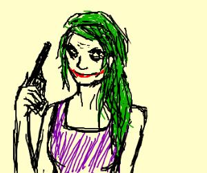 The Joker is transgendered!