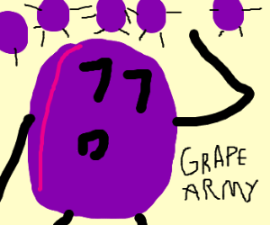 Grapes of Drawception