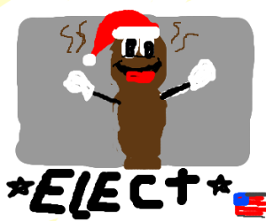 Vote for Poo