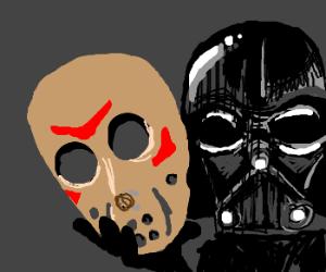 Corvax is really Darth Vader!