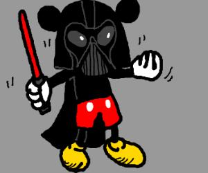 Mickey Vader.