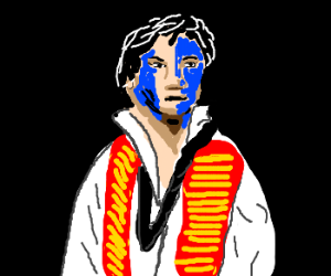 Enjolras: I WILL FIGHT FOR FREEDOM!!!