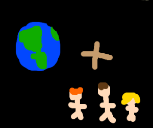 earth plus people