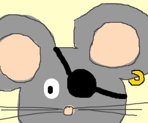 Pirate mice