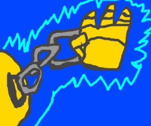 Blitzcrank pull