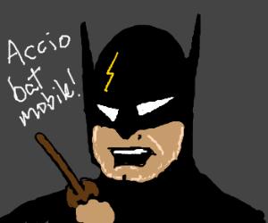 Harry-batman-Potter!