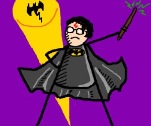 "Harry Potter is the ""gosh-darned"" Batman"