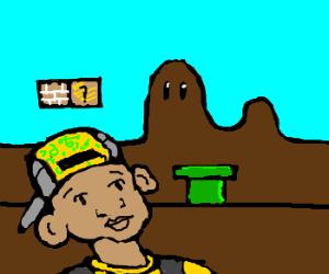 The Fresh Prince in the Mushroom Kingdom