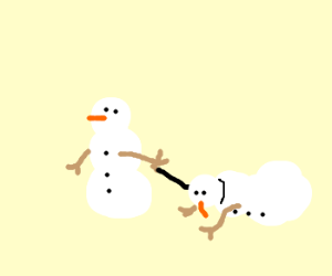 Snowman the Slave Owner