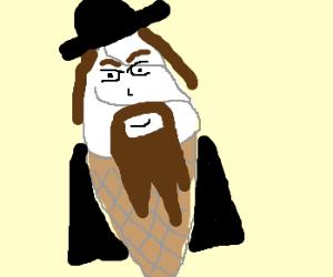 Jewish ice cream