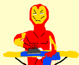 The New Ironman