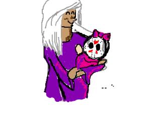 An older Sambchop meets Corvax's daughter.