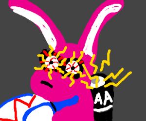 Energizer bunny farts