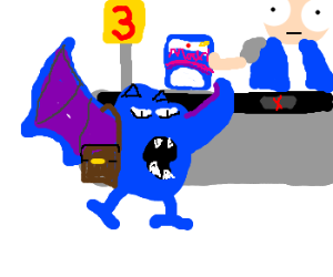 Golbat's reproduction cycle exposed