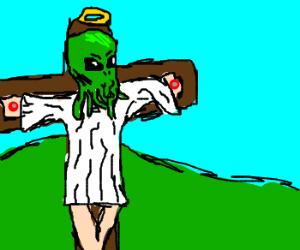 Cthulhu, our lord & savior.
