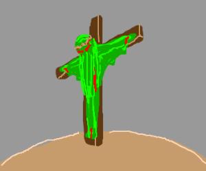 Jesus Cthulhu Christ