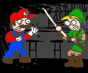 Super Smash Bros Bar Brawl!