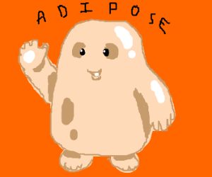 The Adipose from Doctor Who Season 4