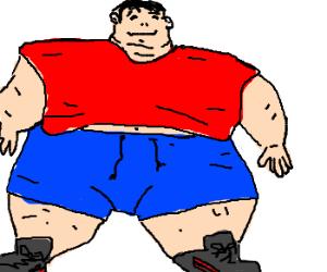 Super Fat Boy.