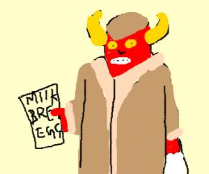 devil going shop