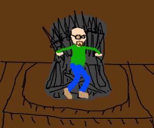 Walter White takes over Westeros