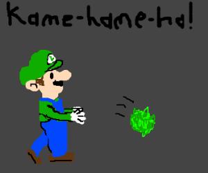 Luigi kamehameha