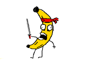 fruit ninja, literally