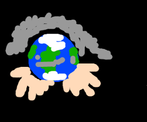 Stop pollution! Planet Earth is in your hands!