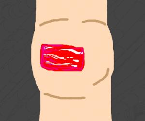bacon band-aid