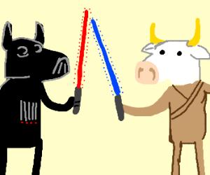 star wars bulls edition
