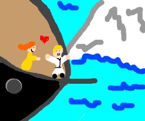 Titanic - a love story
