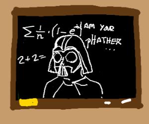 Dark Side of the Chalkboard