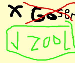 There is no Goser, only Zool!
