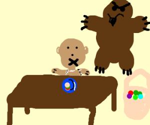 Teddy Bear's Picnic goes horribly wrong