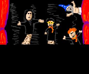 snape snape Severus snape!