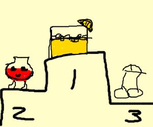 Lemonaid beats cool aid