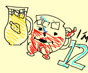 1st: Lemonade, 2nd Koolaid , 3rd I'm 12