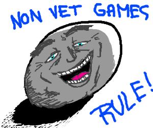 Non Vet games FTW