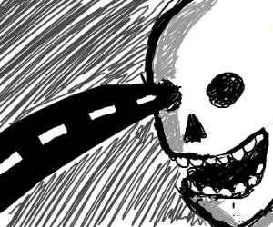 An expressway to yr. skull