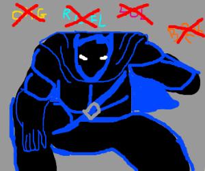 Panther hates txt-speak.