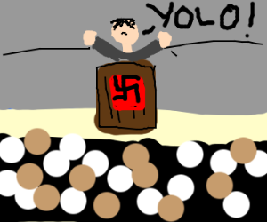 #YOLODICTATORSHIP