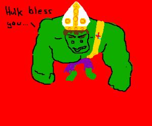 Hulk Pope
