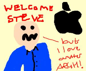 Steve Ballmer goes insane