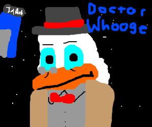 Doctor Whooge McDuck