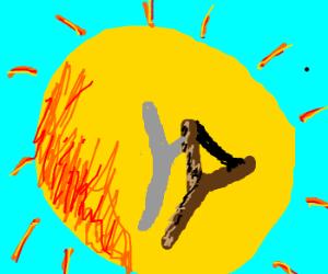 Slingshot around the sun